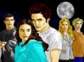 Twilight malen Die Figuren aus Twilight sind ganz farblos. Lass deiner Fantasie freien Lauf und grei
