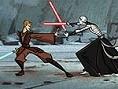 Du bist Anakin Skywalker und schwingst Dein Lichtschwert gegen die dunkle Seite der Macht. Kannst Du