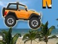 Felsige Landschaften warten auf Dich und Deinen Jeep. Kannst Du die Kontrolle behalten? Rase so schn