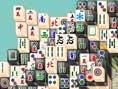 Schwarz-Weiss Mahjong