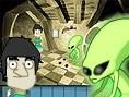 Flucht aus dem Alienlabor