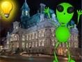 Fange die Aliens!