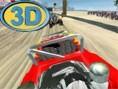 Strand- Rennen 3D