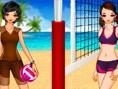 Volleyball- Freundinnen