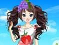 Cute Fruit Doll