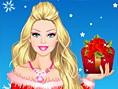 Cute Winter Princess