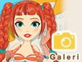 Deniz K?z? Oyunlar? Orjinal ad?Mermaid Doll Creator olan bu Deniz K?z? Bebe?i Giydirme Oyunu&#