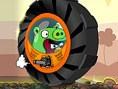 Angry Birds Oyunlar? K?zg?n ku?lar tekeri ke?vetti ve yumurtalar? toplamaya karar verdiler. Yön