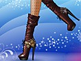 Shoes Designer: Winter Boots