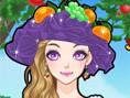 Meyveli Kız