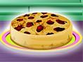 Doughnuts with Plum Cake
