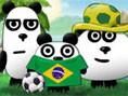 3 Panda Oyunlar? Yeni bir 3 Panda Oyunu ile kar??n?zday?m. Sevimli Pandalar?n maceras? devam d