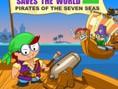 Korsan Oyunlar? Küçük Korsan Barbaros, Karibik'te gördü?ü korsan