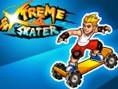 3D Kaykay Oyunlar? Orjinal ad? Extreme Skater olan bu harika kaykay maceras?na ho?geldin. Bir tepede