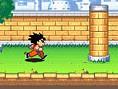 Sonsuz Z?plama Oyunlar? Dragon Ball çizgi filminin me?hur karakteri, o?ul Goku, Flappy Bird&#
