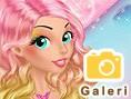 Online Bak?m Oyunlar? Orjinal ad?Color Blast Beauty Prep olan zevkli ve rengarenk, bak?m makya