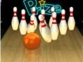Bowling Oyunlar? Orjinal ad? Disco Bowling Deluxe olan güzel grafiklerle göze çarpa