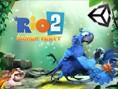 Rio 2 Blu Orman Uçuşu