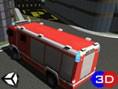 Feuerwehr- wagen Parken 3D