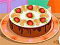 Çikolatalı Kek Pasta