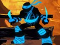 Ninja Kaplumba?alar? Oyunlar? Orjinal ad? Turtles Dunkler Horizont olan bu harika ninja kaplumba?ala
