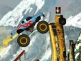 Dev Teker Oyunlar? Orjinal ad? Monster Trucks Nitro 2 bu ikinci versiyonu, grafik olarak daha da g&u