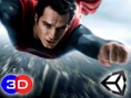 Superman Oyunlar? Orjinal ad? Hero's Flight, Man of Steel olan ve Superman Çelik Ada