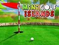 Mini-Golf Insel