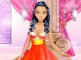 Barbi Prenses Oyunlar? Orjinal ad? Princess in Love Makeover olan yeni bir barbi oyunu ile kar??n?zd