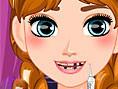 Anna beim Zahnarzt