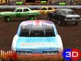 Çarp??an Araba Oyunlar? Orjinal ad?Crash Car Combat olan bu 3D araba oyununda, arenada