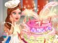 Pasta Tarifi Oyunlar? Orjinal ad?Ella's Wedding Cake olan ya? pasta tarifi ile kar??