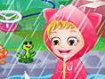 Baby Hazel - Spaß im Regen