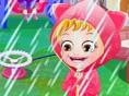 Hazel Bebek Yağmurlu Gün