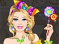 Süße Lollipop- Prinzessin