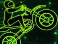 Neon-Motorrad 2