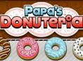 Papa's Donuteria - backe die besten Donuts der Stadt! Papa's Donuteria ist eines unserer