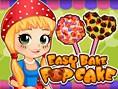 Easy Bake Pop Cake