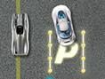 Zukunftsautos Parken