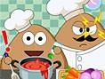 Neue Pou Spiele Gratis Pou Kitchen Slacking -Endlich ein neues Spiel mit Pou! Dieses mal in ei
