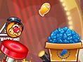 Tolle Geschicklichkeitsspiele Gratis Cats 'N' Fish 2 Circus Escape-In diesem witzigen Gesc