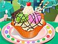 Neue Online Kochen und Backen Spiele Kostenlos Ice Cream Sundae - In diesem tollen Mädchenspiel dreh