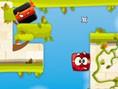 Neue Online Jump and Run Spiele Kostenlos Red Warrior - In diesem lustigen Actionpiel steuert ihr ei