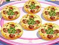 Neue Online Kochen und Backen Spiele Kostenlos Mini Pizzas - In diesem tollen Mädchenspiel back