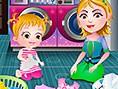 Hazel Bebek: Çamaşır Günü
