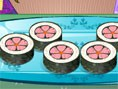 Leckere Sushi