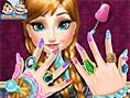 Neue Online Mädchenspiele Kostenlos Anna Nails Spa - In diesem süßenMädch