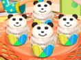 Neue Kostenlose Kochen und Backen Spiele online spielen Cheese Cupcakes - In diesem tollenKochen un