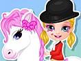 Baby Pony Present