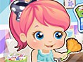 Baby Alice Party Clean Up